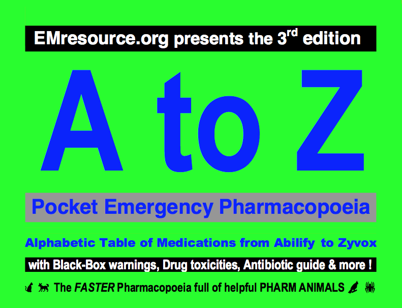 A to Z 3rd ed book cover